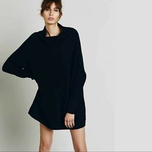 Free People Ottoman Oversized Ribbed Sweater